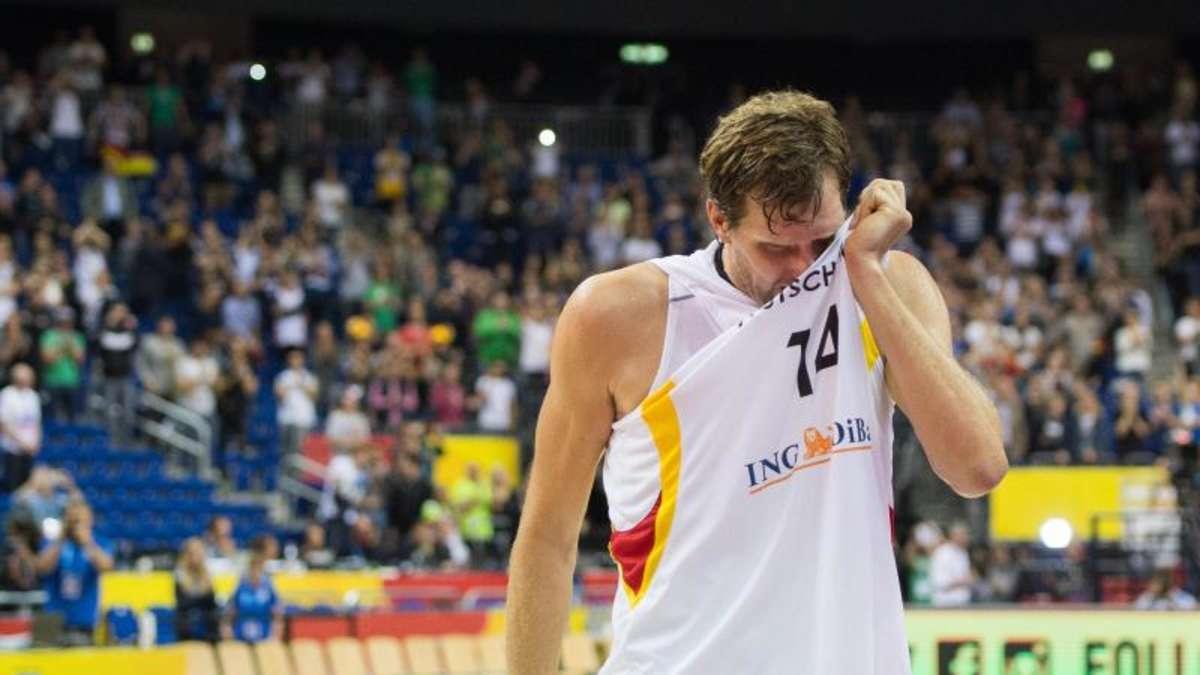 Dirk Nowitzki Letztes Spiel
