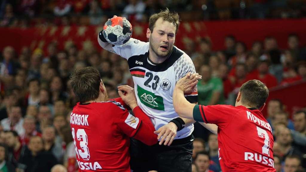 handball em dänemark