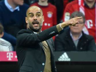 Pep Guardiola, FC Bayern München, Manchester United, Manchester City