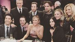 """Friends"" treffen ""The Big Bang Theory"""