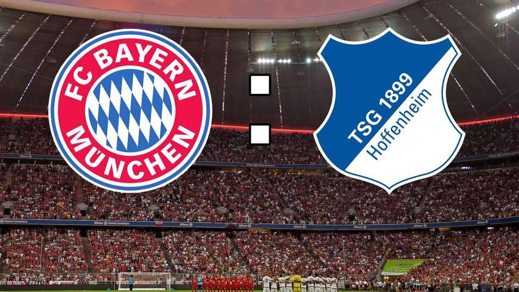 Bayern München Gegen Hoffenheim