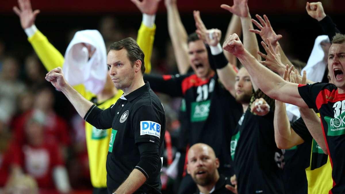 handball halbfinale deutschland