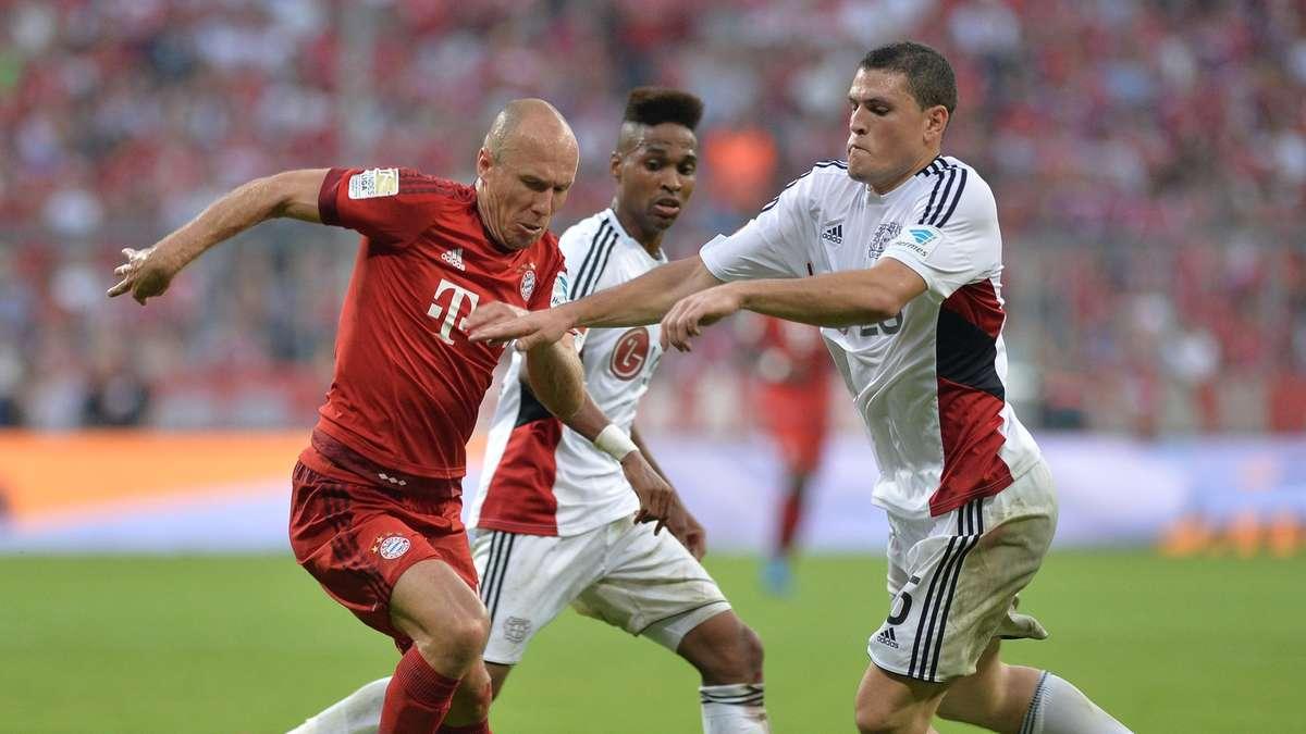 Bayern Gegen Leverkusen