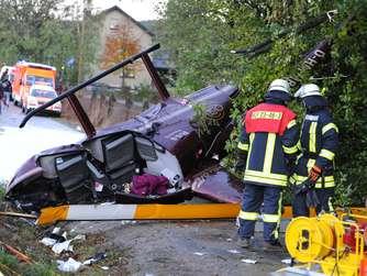 Mallorca Helikopter Unfall