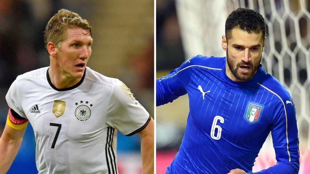 Gewinnen Sie Tickets Für Deutschland Gegen Italien In Der Allianz