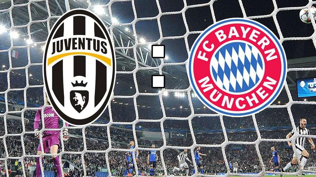 Juventus Turin Bayern München