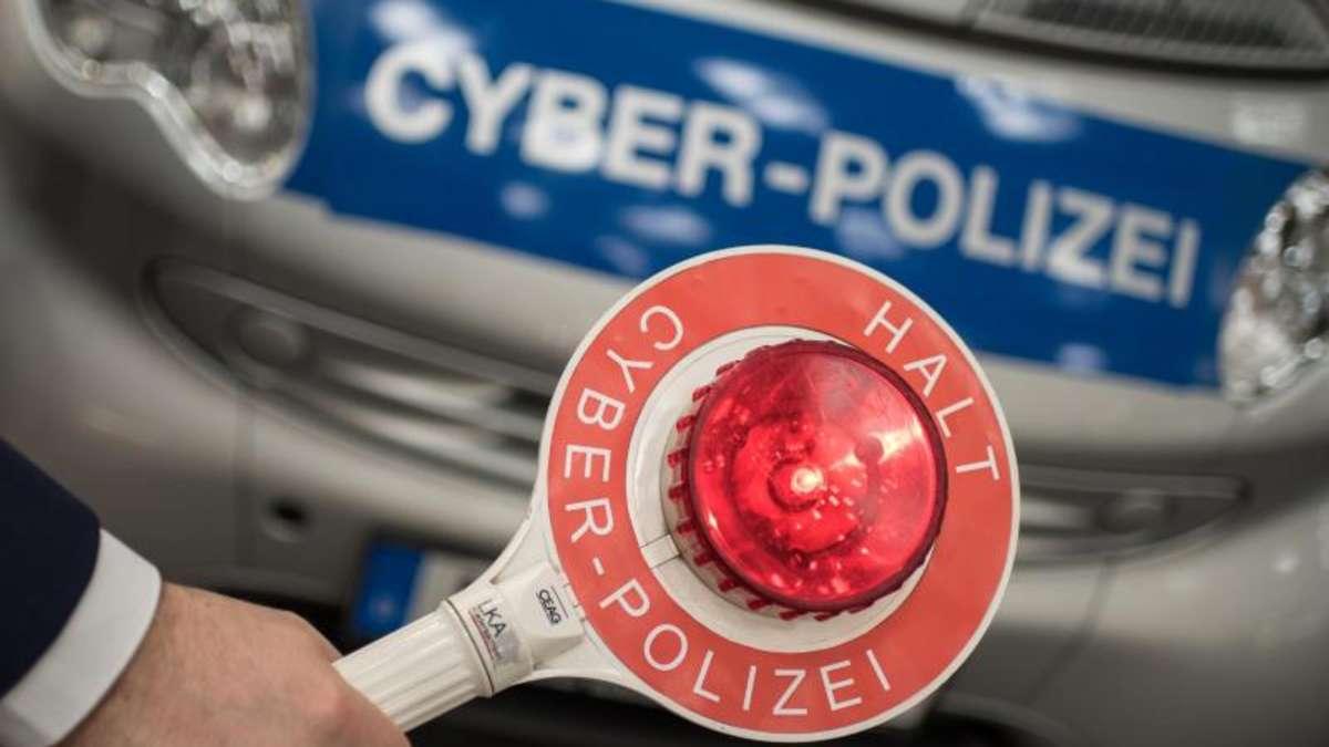 Cyber Polizei