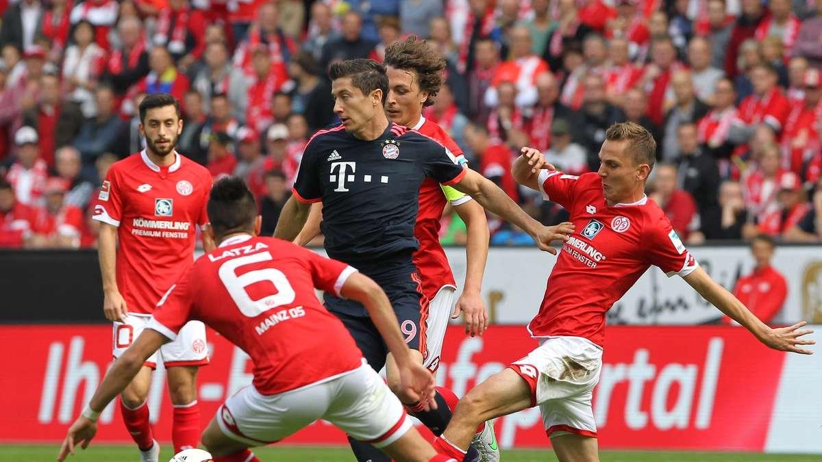Bayern Mainz Live