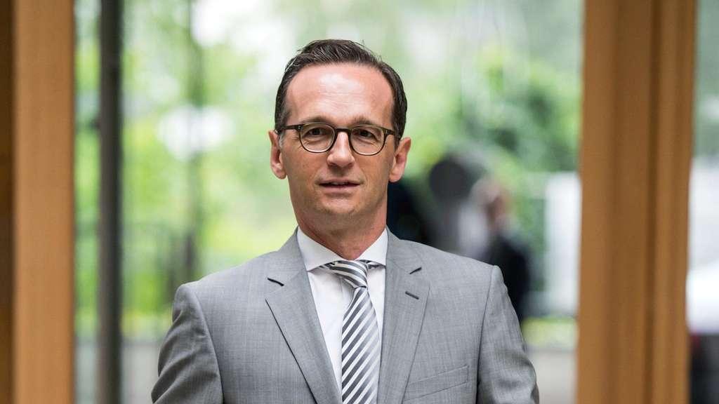 Heiko Maas' angebliche neue Liebe Natalie Wörner: Der Justizminister ...