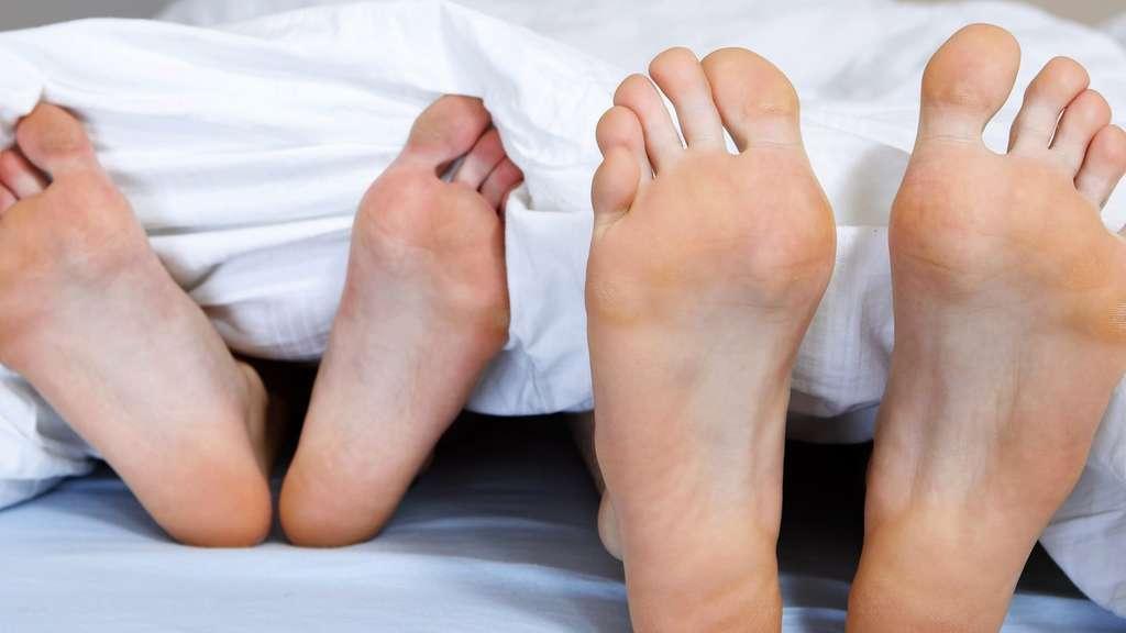 Fersenschmerz – Ursachen: Erkrankungen jenseits des Fußes
