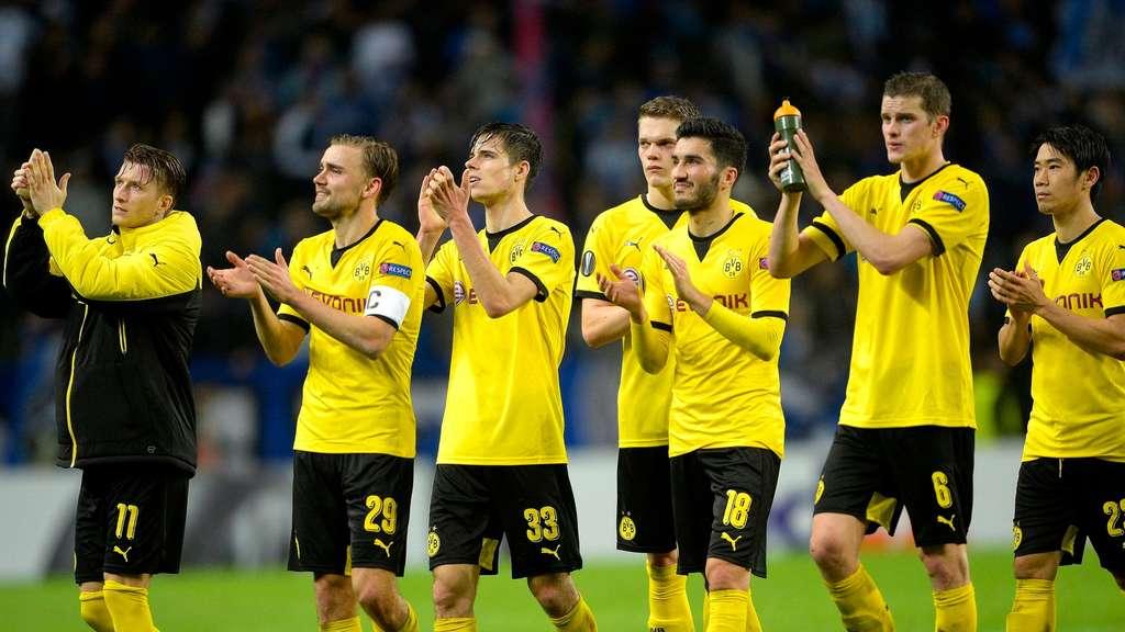 dortmund europa league live tv