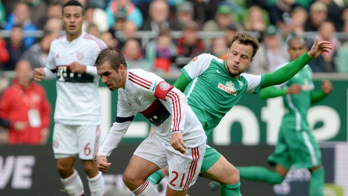 Fc Bayern München Gegen Sv Werder Bremen Bundesliga Live Im Tv Und