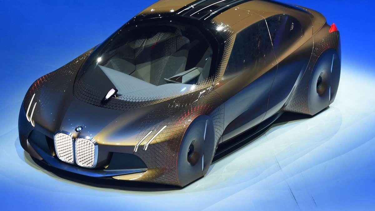 Das Ist Die Zukunft Von Bmw Auto
