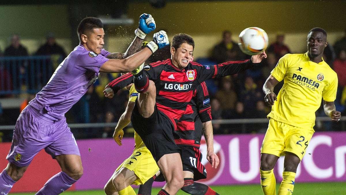 Leverkusen Villareal