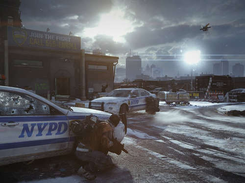 "Der Action-Hammer: Tom Clancy's ""The Division"" im Test"
