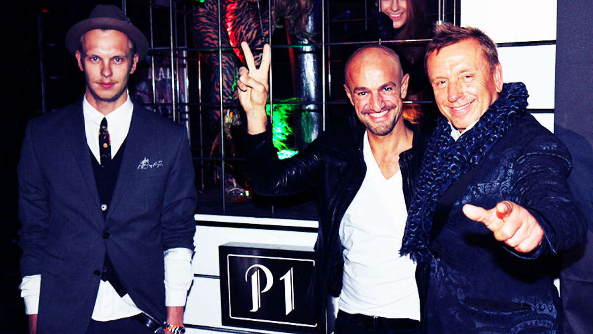 32 jahre p1 club m nchen franz rauch und sebastian goller im interview nightlife. Black Bedroom Furniture Sets. Home Design Ideas