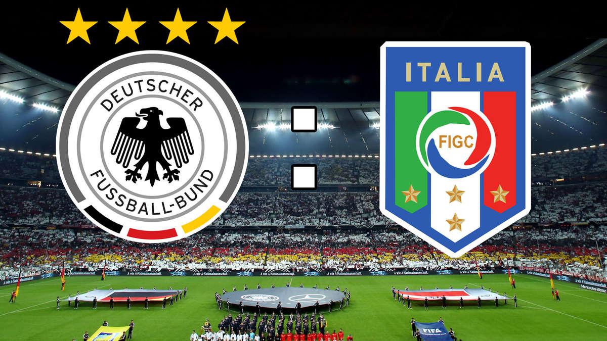 Ergebnis Deutschland Gegen Italien