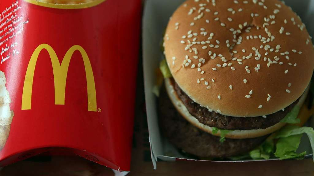 McDonald&#39s, Big Mac, Pommes, TV-Doku, Faktencheck