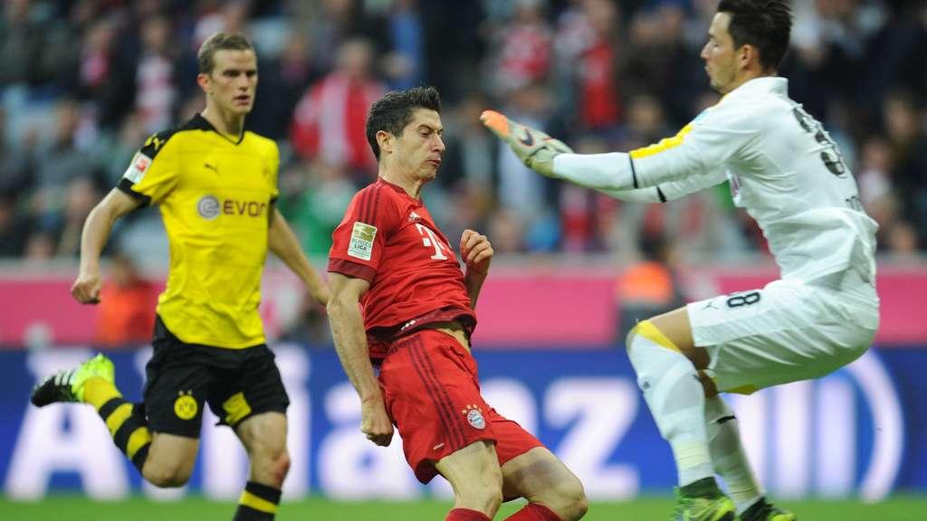 Borussia Dortmund Fc Bayern München So Sehen Sie Die Bundesliga