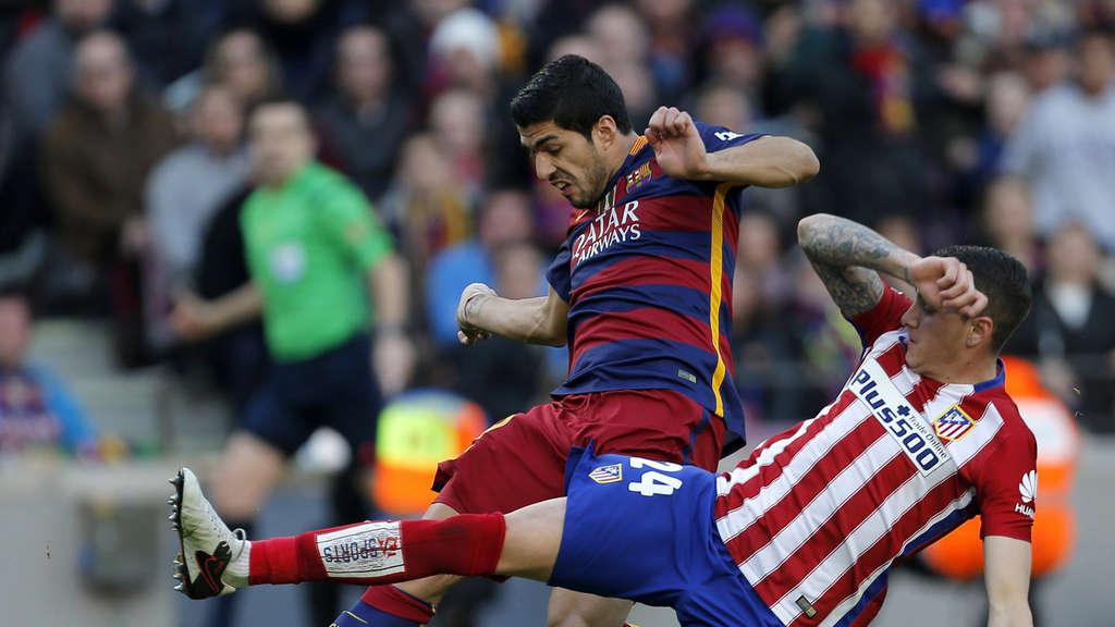 atletico madrid gegen barcelona live
