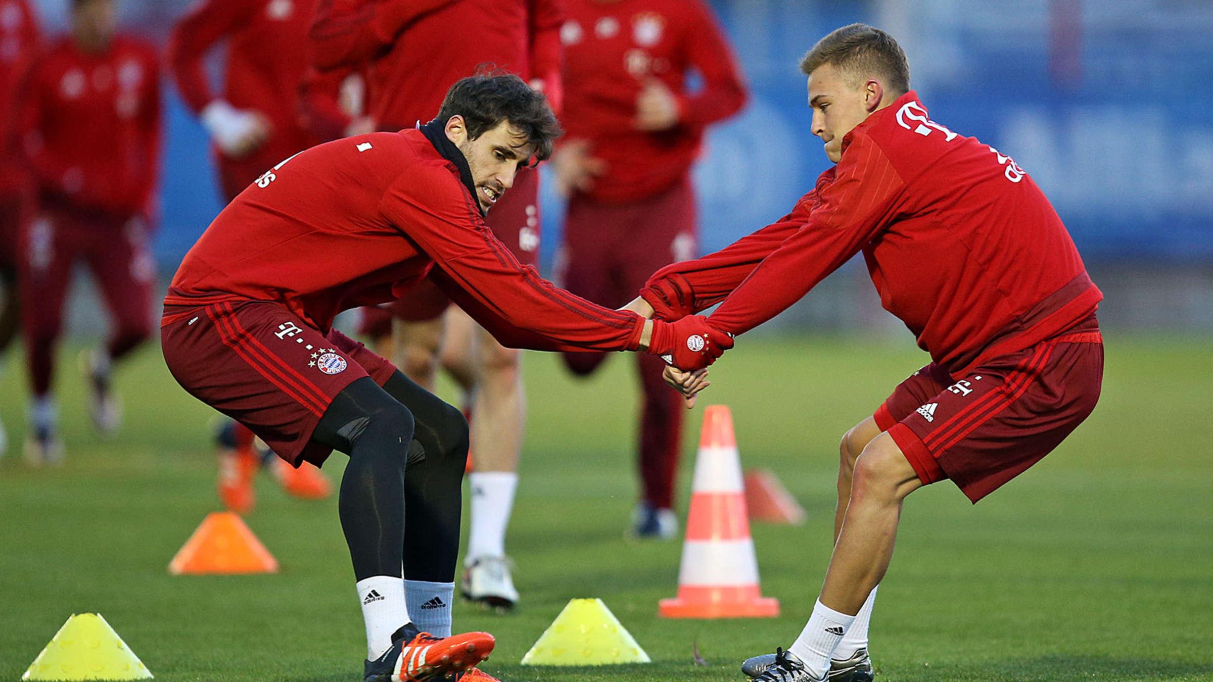 FC Bayern: Martinez oder Kimmich? Wer verteidigt gegen Benfica ...