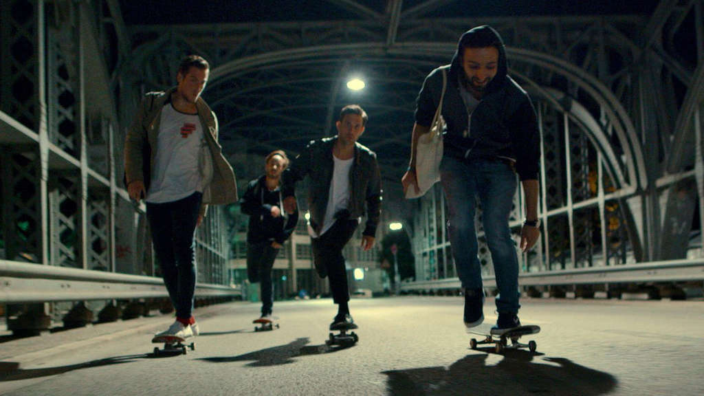 Skaterfilm Nightsession