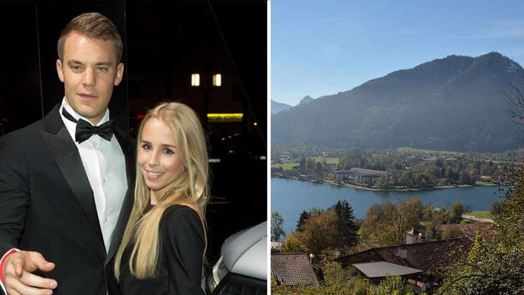 Ist Manuel Neuers Umzug an den Tegernsee passé?