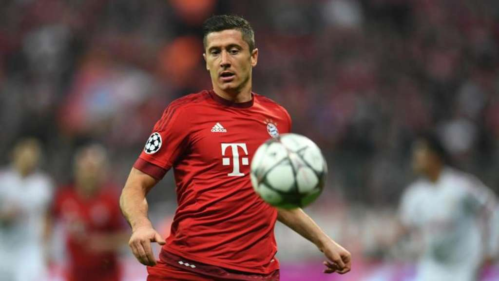 Robert Lewandowski steht in Lissabon nicht in der Startelf. Foto: Andreas Gebert