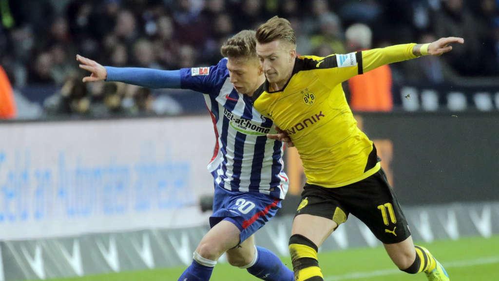 Dortmund Hertha Pokal