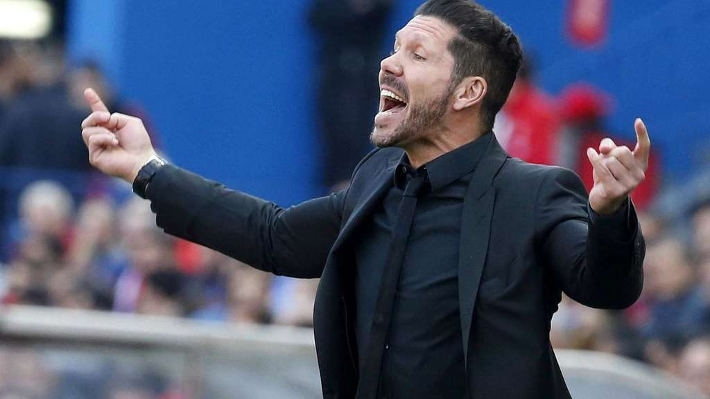 Simeone Trainer
