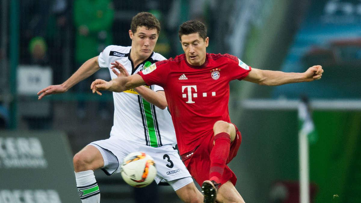 FC Bayern München - Borussia Mönchengladbach: Bundesliga jetzt live im TV  und im Live-Stream | FC Bayern
