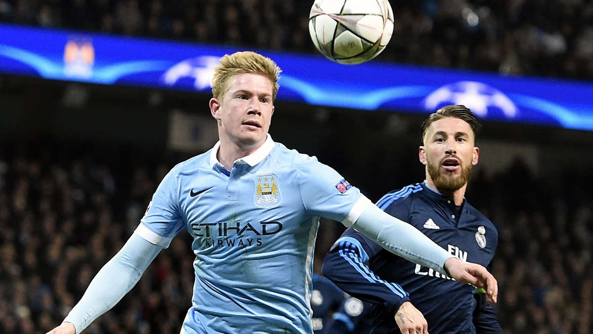 real madrid gegen manchester city