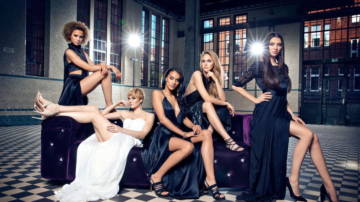 Gntm 2016 Funf Kandidatinnen Im Finale Von Germany S Next Topmodel Tv