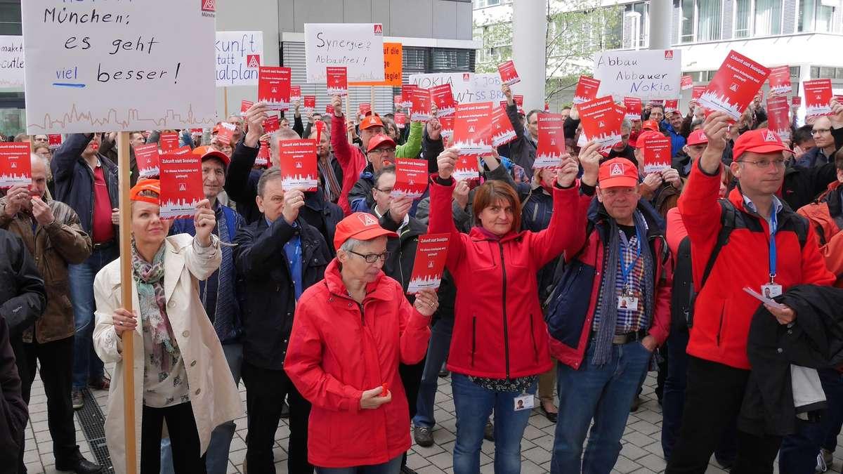 Küchenhelfer Job München ~ nokia 354 münchner verlieren ihre jobs politik