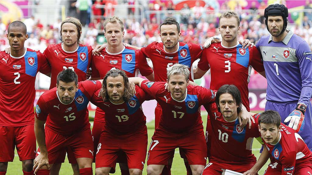 Tschechien Fussball
