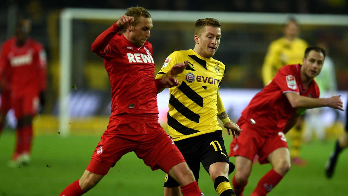 Köln Dortmund Bundesliga