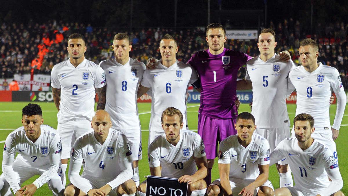 Em 2020 England Kader