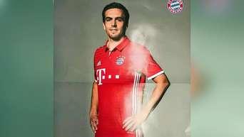 FC Bayern präsentiert neues Heimtrikot Sonderaktion für