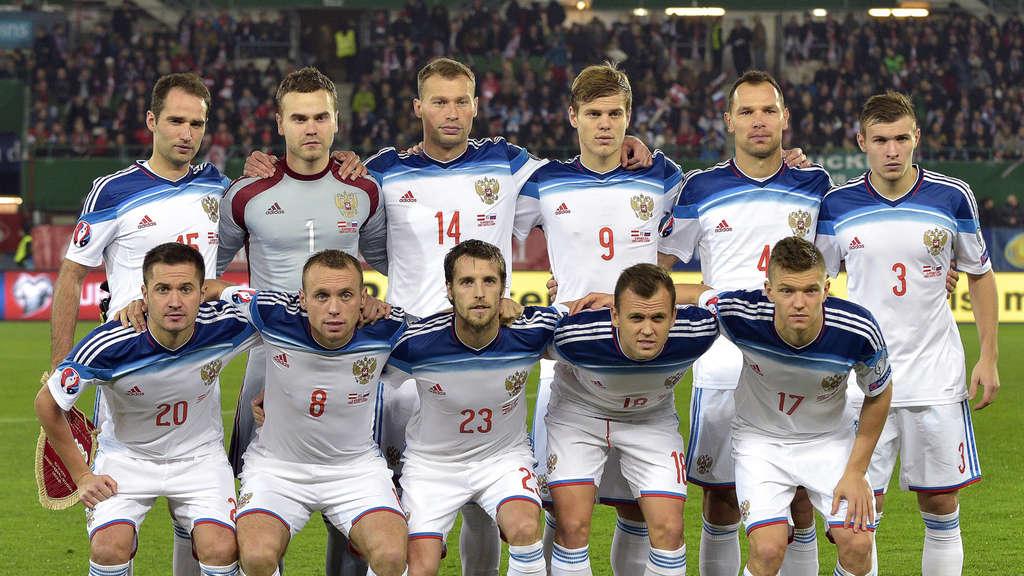 Russland Wm Kader 2021