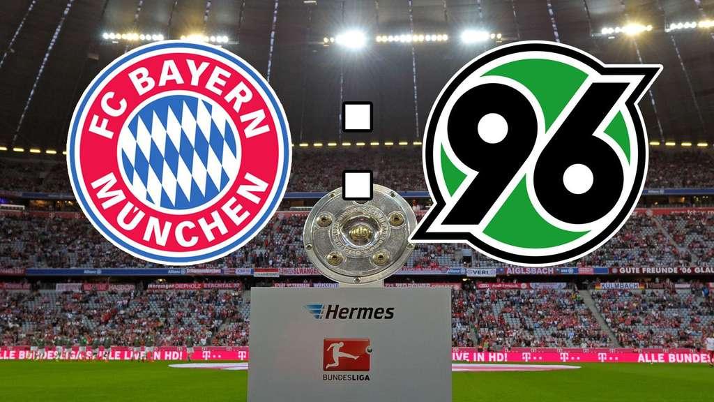 Bayern MГјnchen Gegen Hannover 96