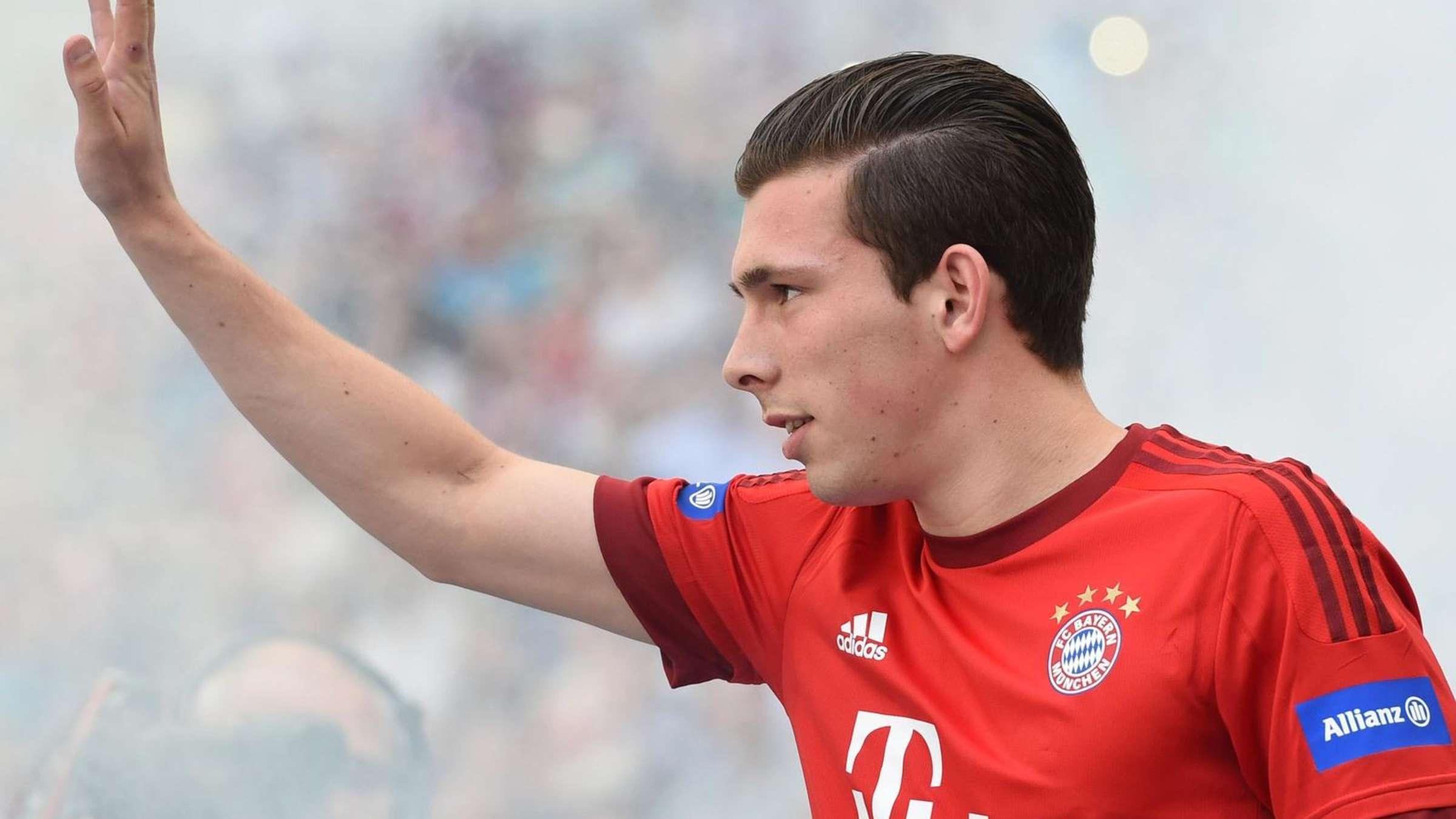 FC Bayern München: Verwirrung um Pierre-Emile Hojbjerg - Wechsel ...
