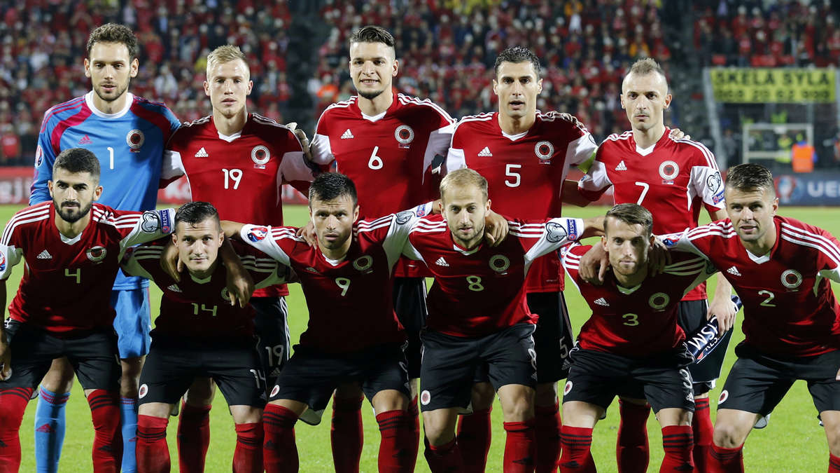 Albanien Spielplan