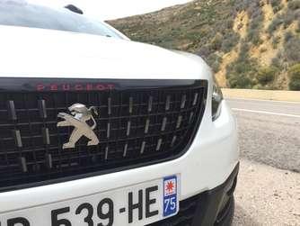 Unterwegs Im Neuen Peugeot 2008 Kompakter Löwe Mit Neuer Maske Auto