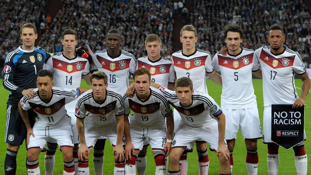 Deutschland Bei Der Em 2016 Kader Spielplan Stadien Und