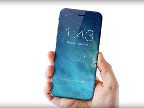 Apple-Revolution: So wird das iPhone 8