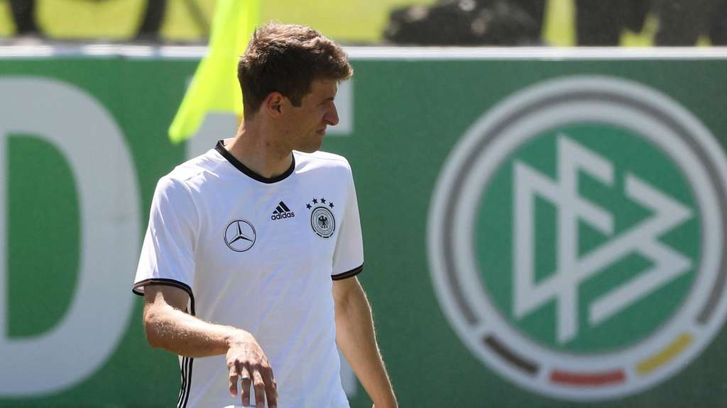 Trainingslager deutsche Nationalmannschaft