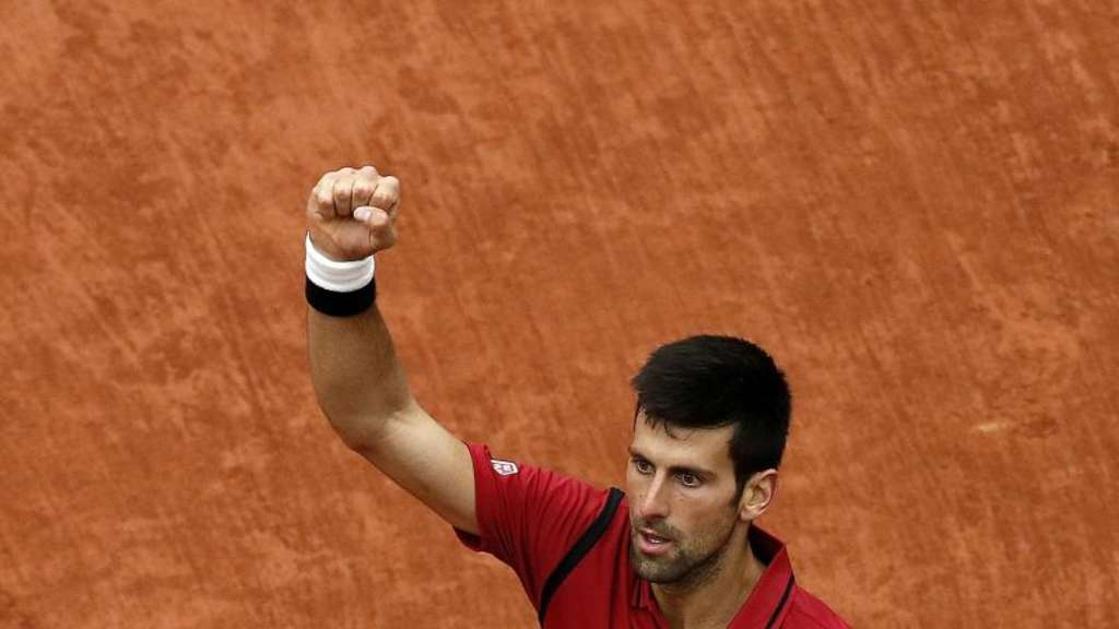 Novak Djokovic will in Paris seinen Karriere-Grand-Slam vollenden.​ Foto: Etienne Laurent