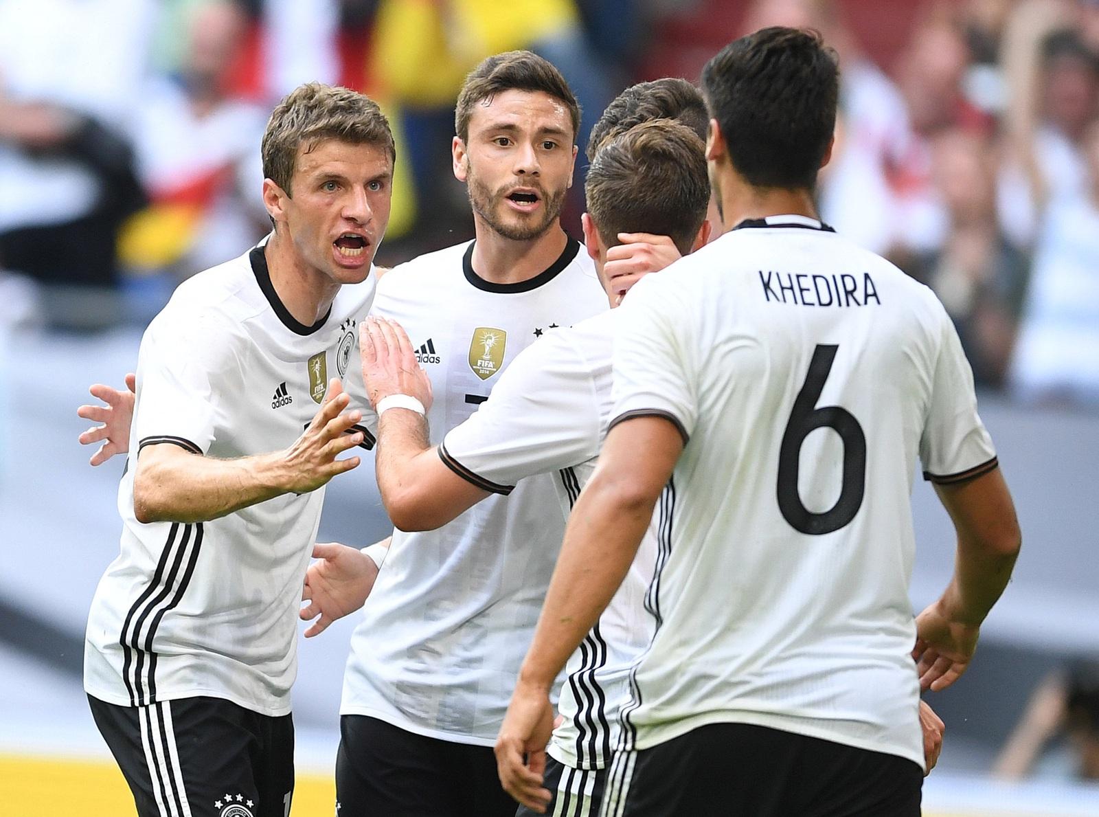 Deutschland Ungarn Live