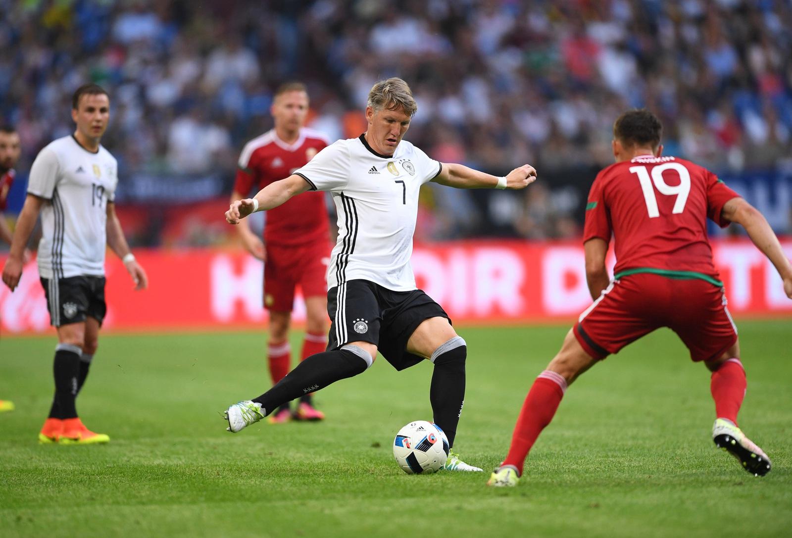 Deutschland Ungarn Testspiel