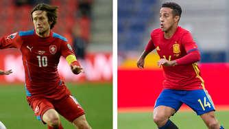 Spanien Gegen Tschechien Live